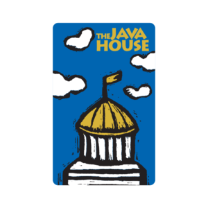 Java House Capitol Gift Card