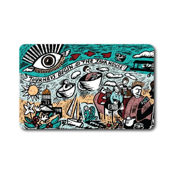 Java House Gift Card